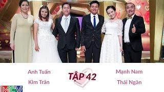 Mạnh Nam   Thái Ngân Và Anh Tuấn   Kim Trân | VỢ CHỒNG SON | Tập 42 | 140525