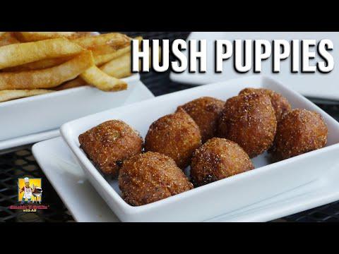 Easy Hush Puppies Recipe | How to make Hush Puppies