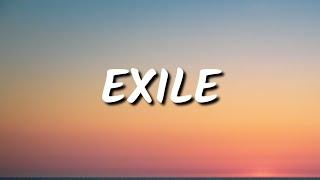 Taylor Swift - exile (Lyrics) Ft. Bon Iver