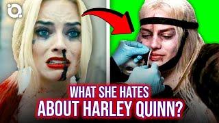 8 Struggles Margot Robbie Went Through To Become Harley Quinn |⭐ OSSA