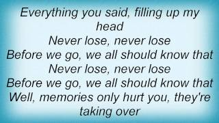 Jon Mclaughlin - Anthem For American Teenagers Lyrics
