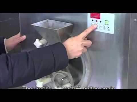 Video Hard ice cream machine