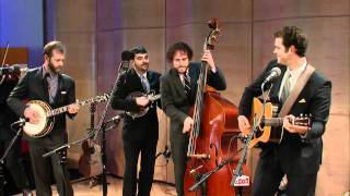 Soundcheck: Steve Martin and the Steep Canyon Rangers Live in The Greene Space