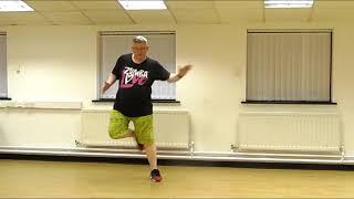 Zumba Fitness Choreo    Joey Montana    Rosas O Espinas