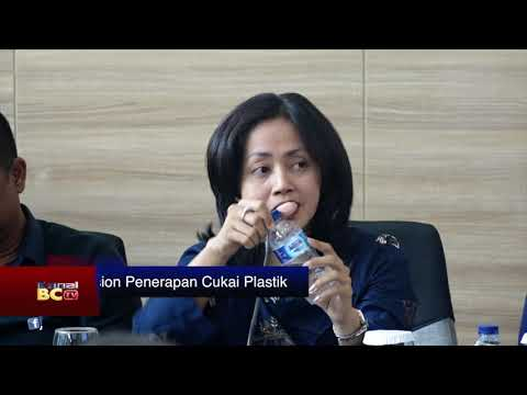 Sharing Session Penerapan Cukai Plastik Indonesia