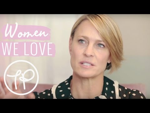 Ten minutes with Robin Wright
