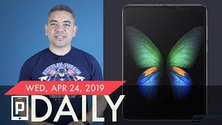New Galaxy Fold launch date leaked, OnePlus 7 Pro price tag & more