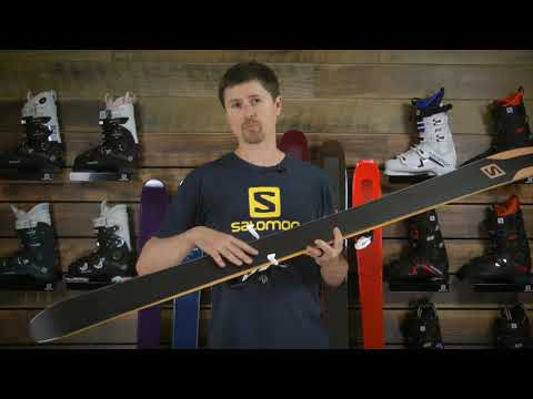 Salomon QST 99 Skis- Men's 2019 Review