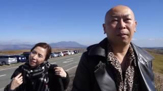 熊本観光3日目阿蘇めぐり