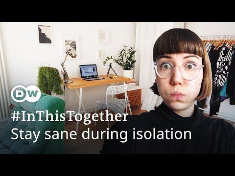 Coronavirus: How to get through self-isolation | #InThisTogether