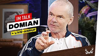 TV-Comeback, Outing, krasser Live-Anruf uvm.   Domian im Talk
