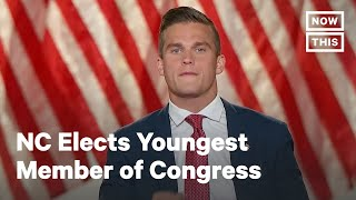 North Carolina Elects Youngest Member of Congress | NowThis
