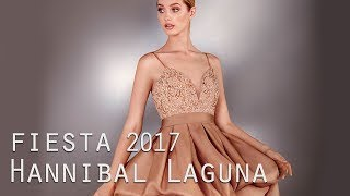Especial Fiesta — Vestidos De Fiesta Hannibal Laguna 2017