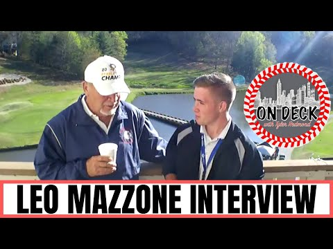 LEO MAZZONE INTERVIEW 2018 - TYLER REDMOND
