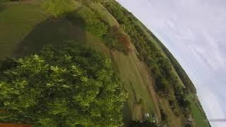 DJI FPV System Armattan Marmotte GoPro Session Footage