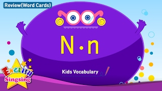 Kids từ vựng biên soạn - Words bắt đầu với N, n 2