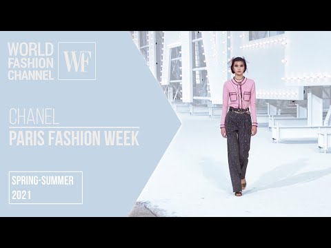 Chanel spring-summer 2021 | Paris Fashion Week