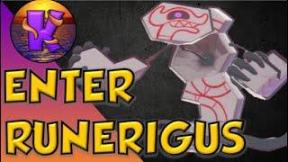 Runerigus  - (Pokémon) - ENTER RUNERIGUS! Competitive Analysis! Pokemon Sword & Shield!