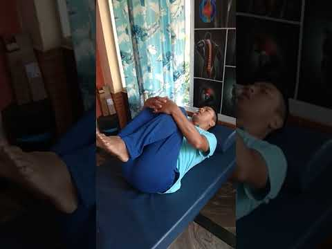 Exercise for Lumbar and Knee pain. སྐེད་པ་དང་པུས་མོའི་ནད་སེལ་ཐབས་ལུས་བརྩལ་ཡག་ཤོས།།