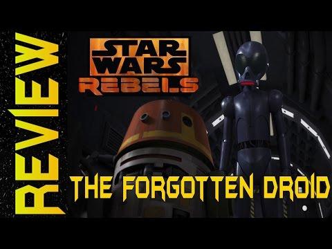 Star Wars Rebels S2E18 The Forgotten Droid Review/Recap