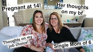 My Mom's Story... | Sarah Rae Vargas