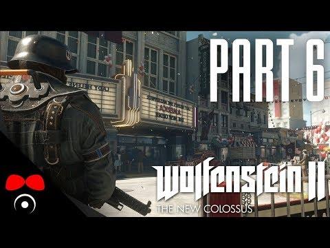 TROJHLAVŇOVÁ BROKOVNICE! | Wolfenstein 2: The New Colossus #6