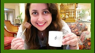 Best Hot Chocolate at Disneyland Paris!