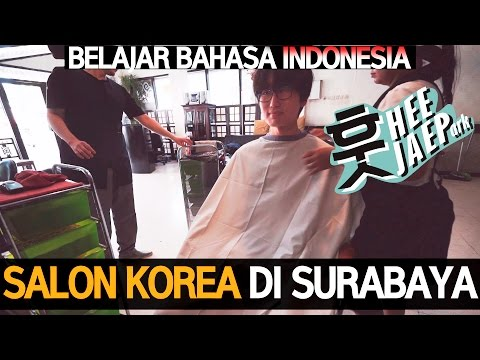 Video [Korean VLOG] Salon Korea di Surabaya !! 수라바야 한인 미용실 [SURABAYA, INDONESIA] with a7s, mavic