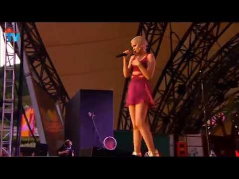 Jessie J - Who's Laughing Now | LIVE @ Eden Sessions