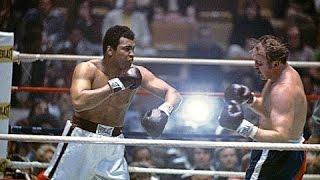 Классика Бокса. Мухаммед Али - Чак Вепнер.