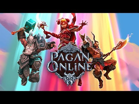 Pagan Online: Early Access Launch Trailer thumbnail
