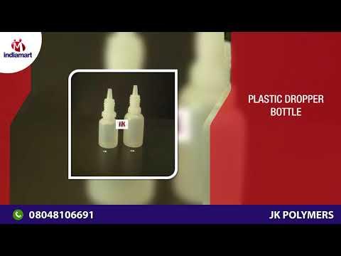 JK Polymers - Manufacturer of Dropper Bottle & Plastic Dropper