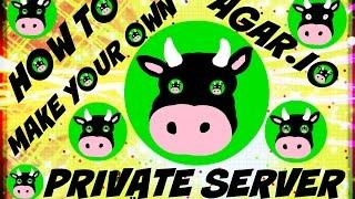 How to Make Agar.io Private Server - MultiOgar - Tutorial