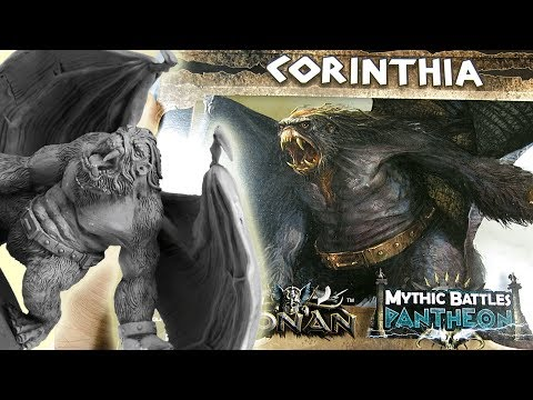 Corinthia expansion unboxing