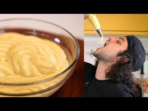 Aprenda a fazer o delicioso e versátil Creme de Confeiteiro