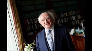 A Message from President Higgins
