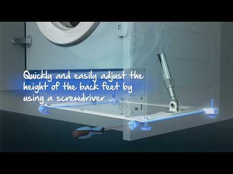 Beko Built In Washing Machine WTIK74151F - Fully Integrated Video 1