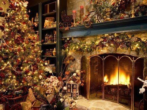 рождественская сказка. Новогодняя постановка в немецком супермаркете