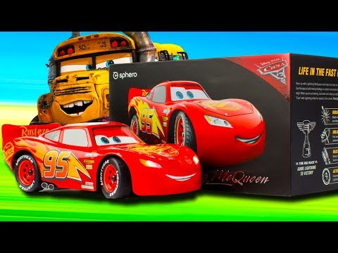 Unboxing Lightning McQueen Disney Cars Toys Fun With The Best Ultimate Toy