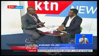 KTN Leo: Kurunzi ya Leo: Seneta wa Mombasa Hassan Omar