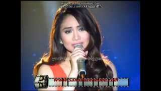 Sarah Geronimo - Vincent [Starry Starry Night] by Don McLean OFFCAM (28Oct12)