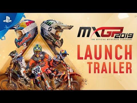 MXGP 2019 - Launch Trailer | PS4 thumbnail