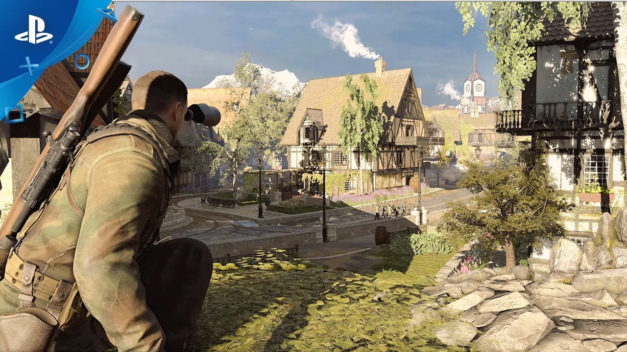 Sniper Elite 4 Update Out Today, Adds New Modes, Maps, Missions, and More
