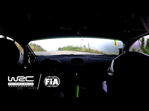 WRC - ADAC Rallye Deutschland 2016: CRASH Camilli SS1