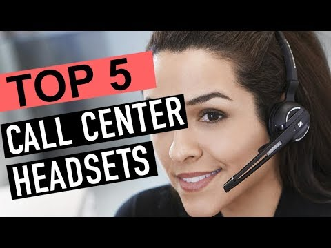 BEST 5: Call Centre Headsets 2019