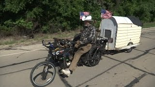 Bike Man (Texas Country Reporter)
