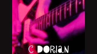 C Dorian Mode/Scale - Groovy Backing Track