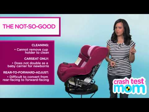 Maxi Cosi Pria Convertible Car Seat – Crash Test Mom Reviews