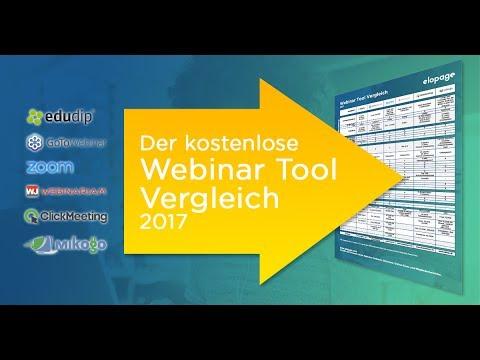 Webinaris, Zoom & Co: Der ultimative Webinar-Software Vergleich