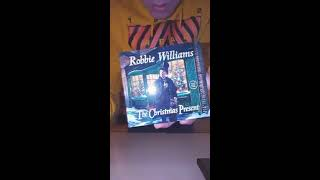Robbie Williams The christmas Present DELUXE CD review